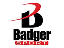 Link to Badger Sport website.