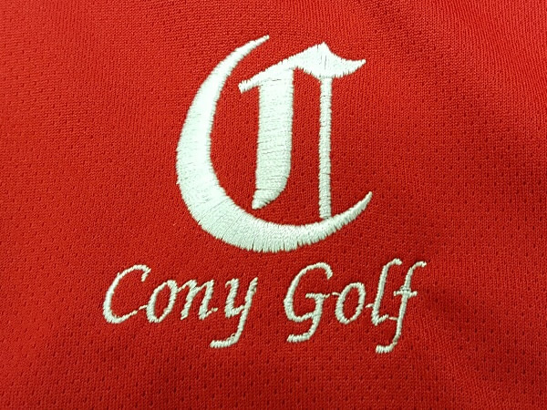 Logo for Cony Golf by D R Designs, LLC.