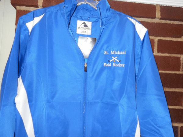 St. Michael Field Hockey jacket by D R Designs, LLC.