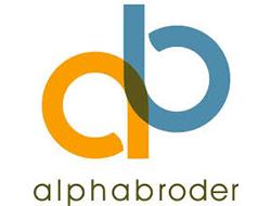 Link to AlphaBroder website.