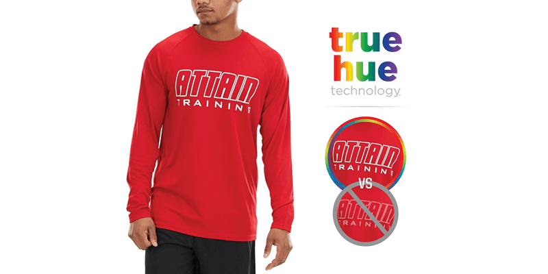 True Hue technology™ available at D R Designs, Manchester, Maine.